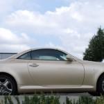 Totale Ansicht des Lexus SC 430
