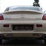 Heckansicht des Lexus SC 430