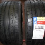 Bild der neuen Michelin-Reifen