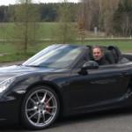 Porsche Boxster S Vorschau