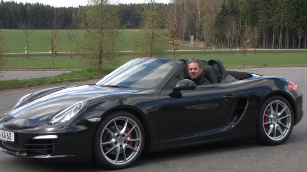 Fahrbericht vom neuen Porsche Boxster S