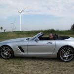 SLS AMG Roadster Vorschau