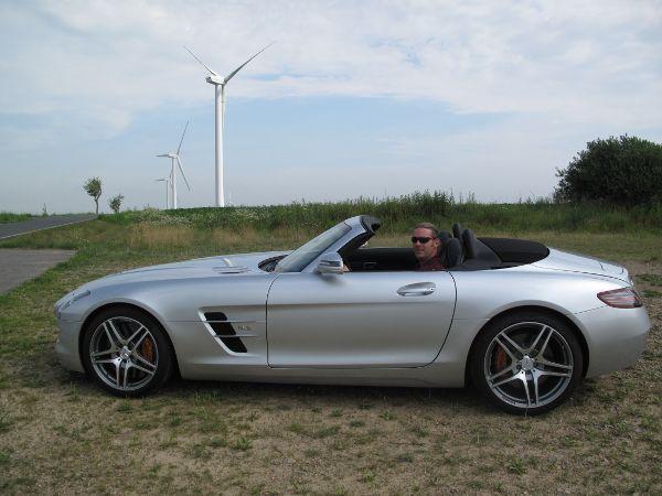 Bild vom SLS AMG Roadster